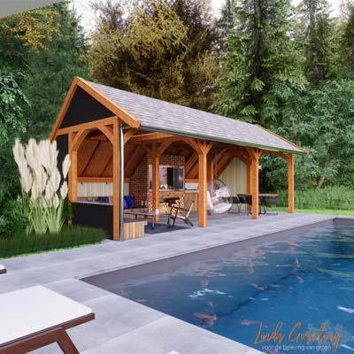 buitenverblijf zwembad 4